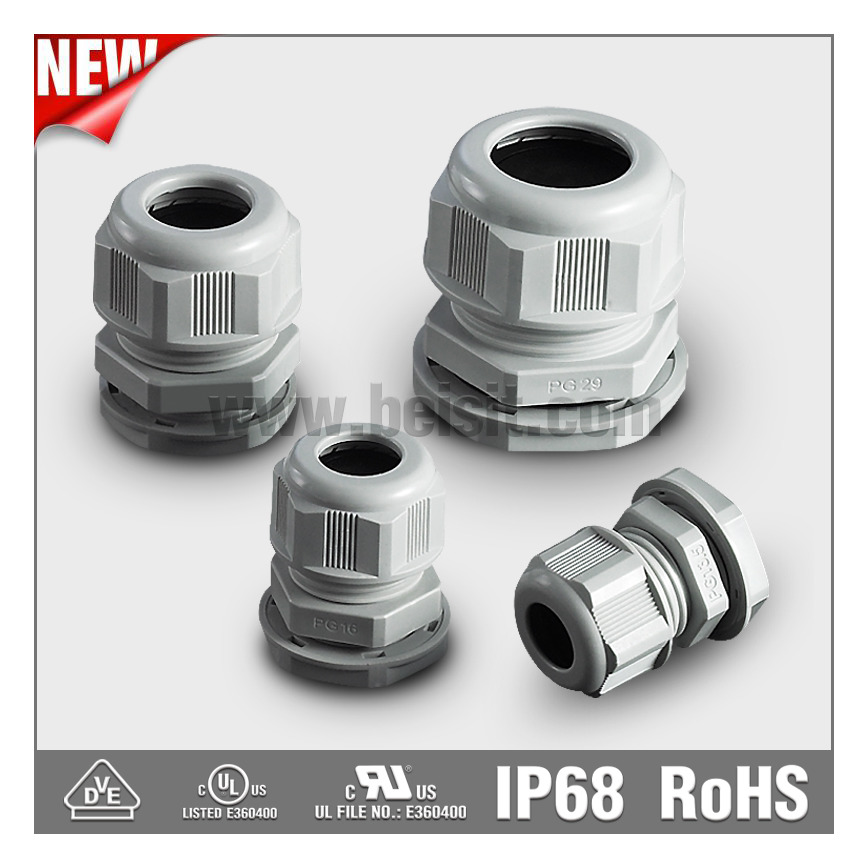 Logo UL PG Type Cable Gland