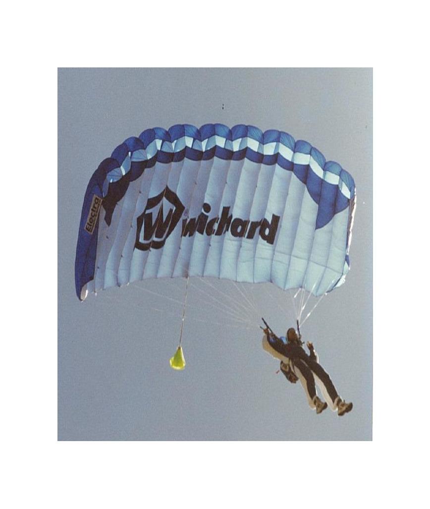 Logo Schmiedeteile für Fallschirme