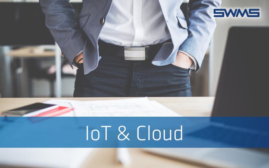 Logo IoT und Cloud