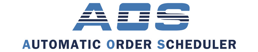 Logo AOS - Automatic Order Scheduling