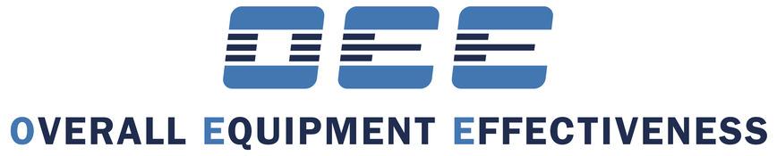 Logo OEE - Overall Equipment Effectiveness