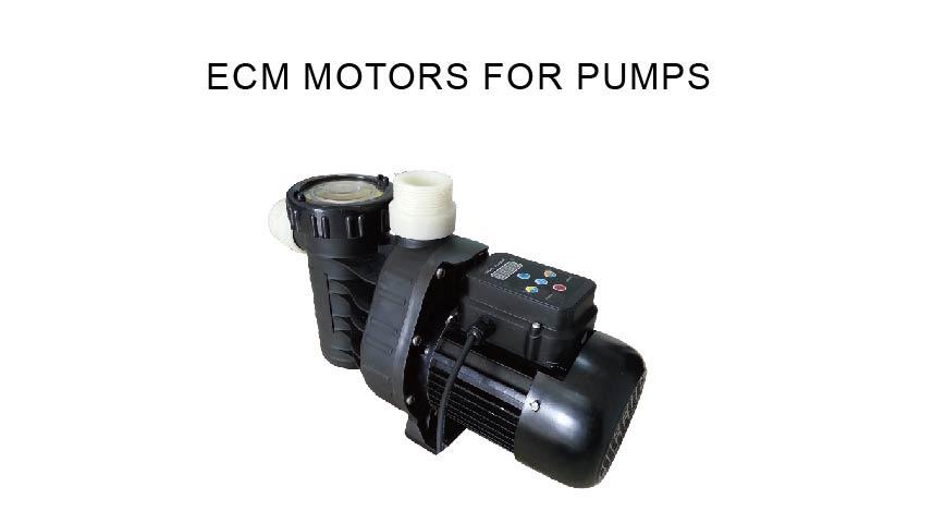 Logo ECM MOTORS FOR PUMPS