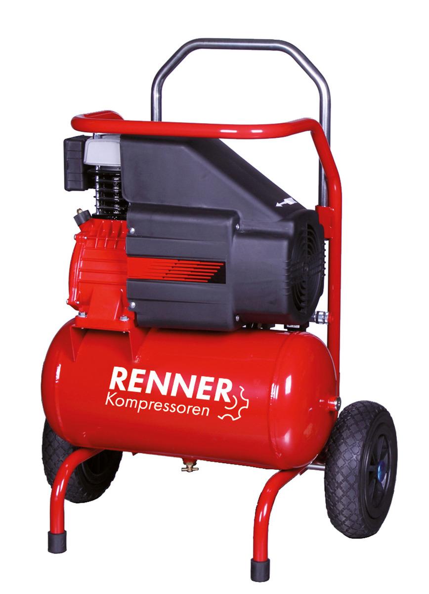 Logo REKO piston compressors