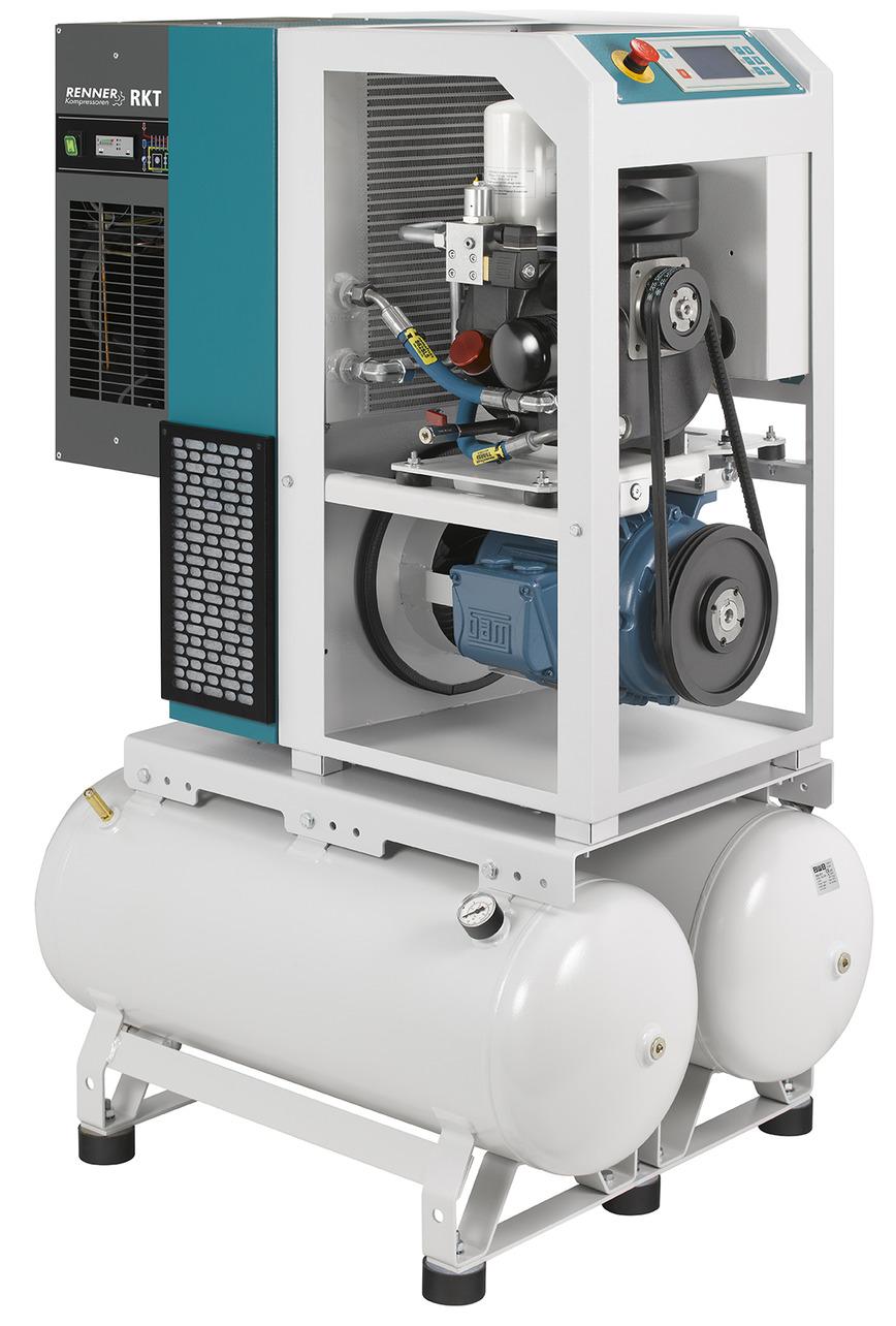 Logo RS-PRO 3,0-11,0 screw compressor