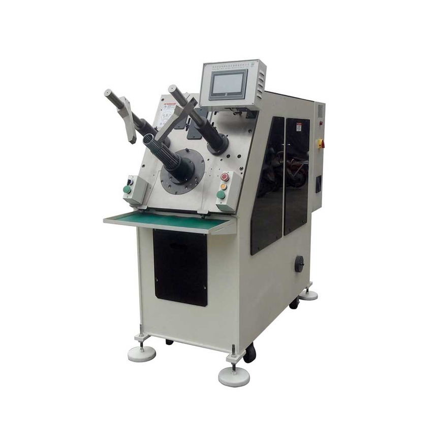 Logo SMT Servo Coil Inserting/Lacing Machines