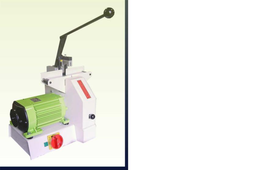 Logo Manual Cutting machine M2
