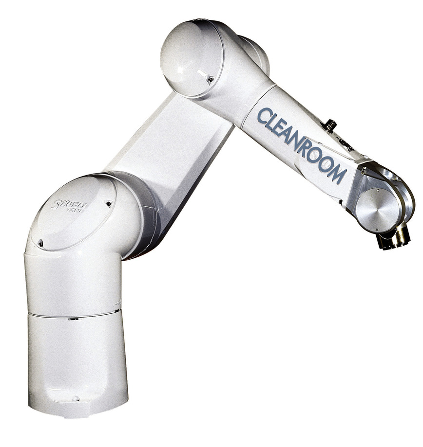 Logo Reinraumroboter