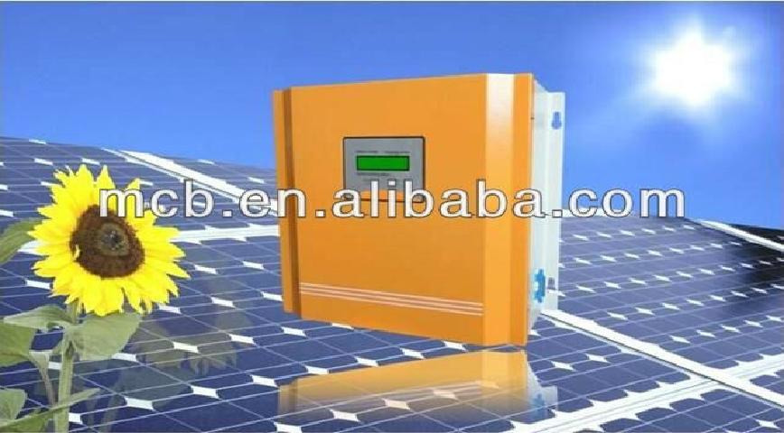 Logo Solar Wind Charge Controller