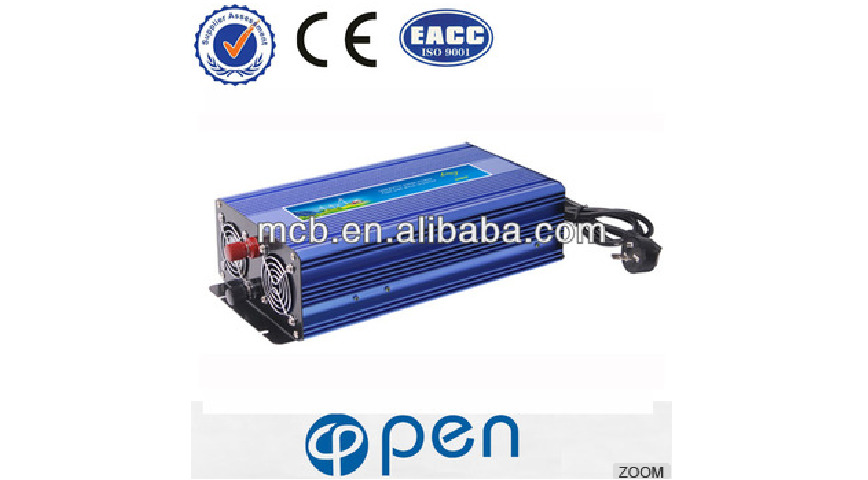 Logo With Plug and Cooling Fan Solar Inverter