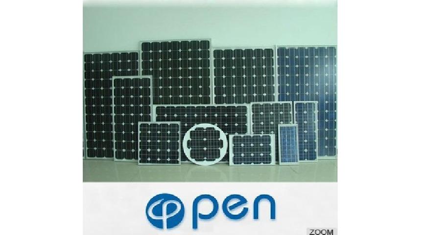 Logo Mono/poly-crystalline Solar Panel