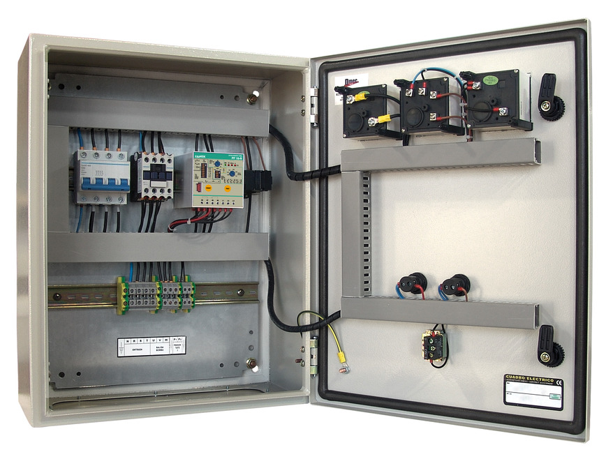 Logo Control and Protection PANELS