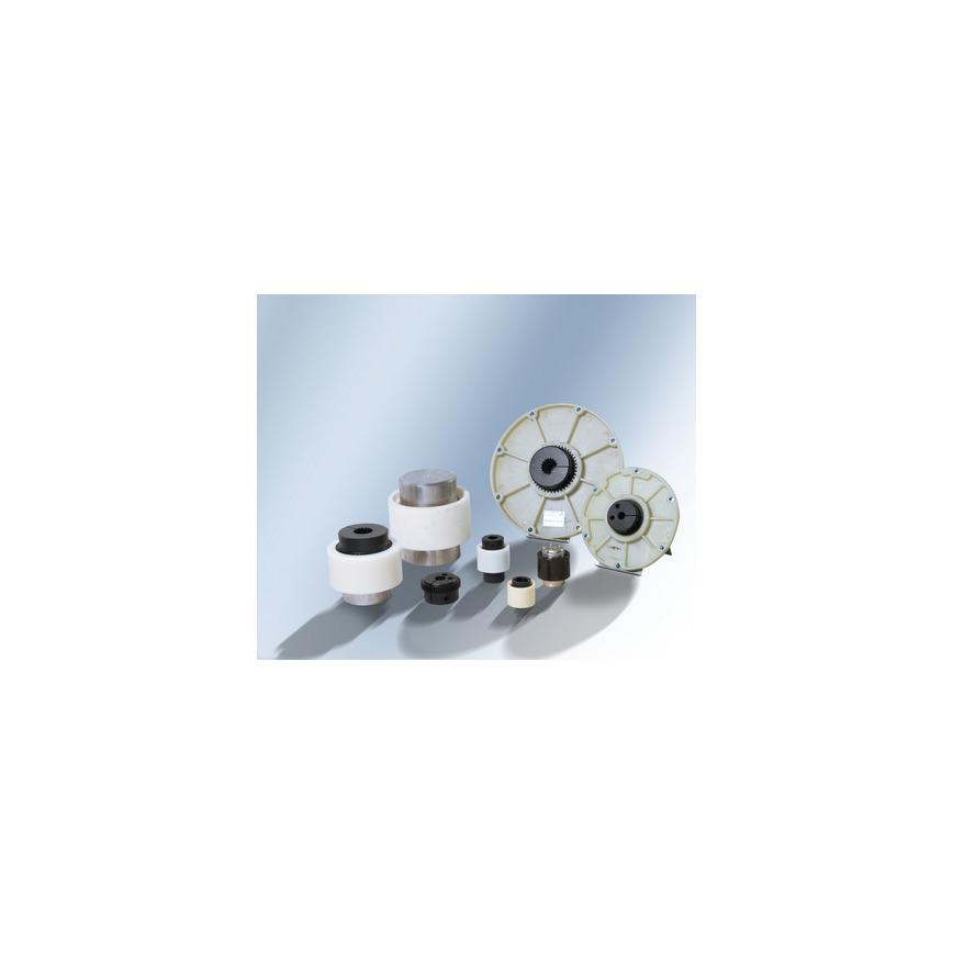 Logo DENTEX® FL; Flanschkupplung für dieselmotorische Antriebe