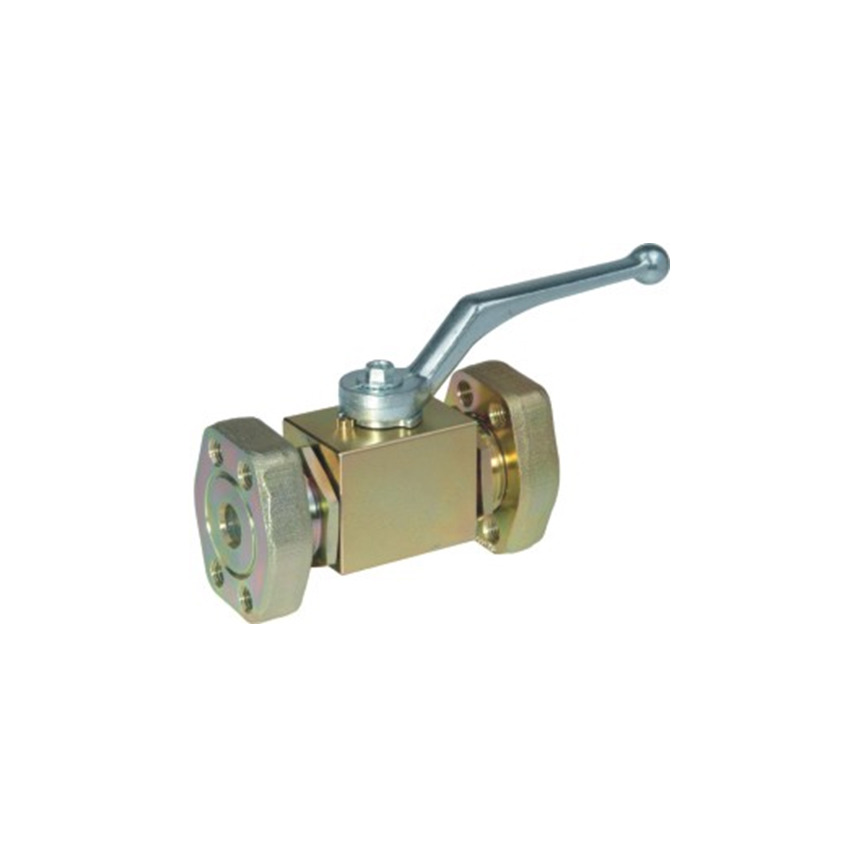 Logo 2-way and multiway high-pressure ball valves