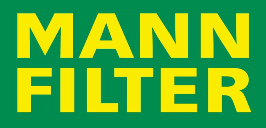Logo MANN-FILTER für den Ersatz