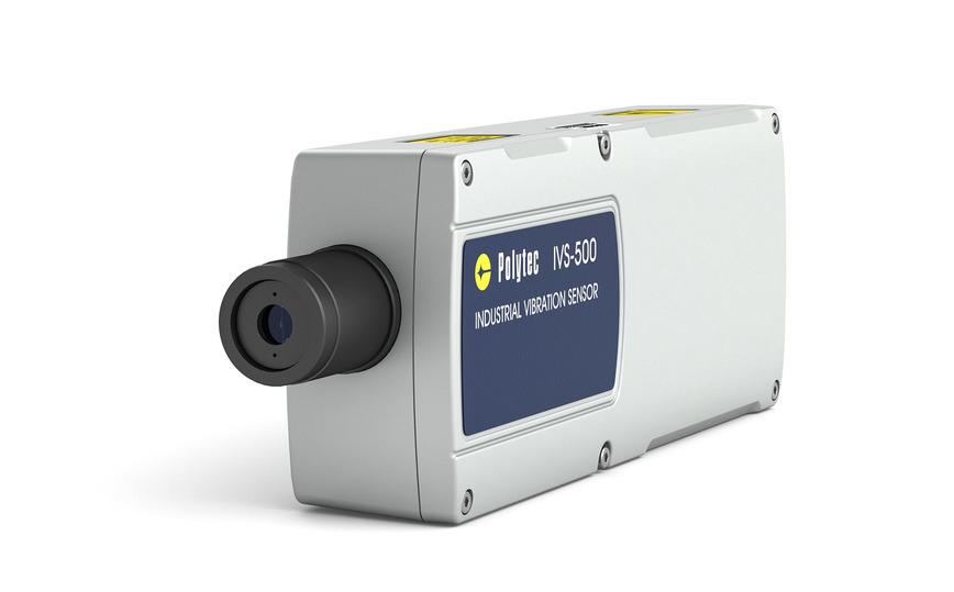 Logo IVS-500 Industrie-Vibrometer