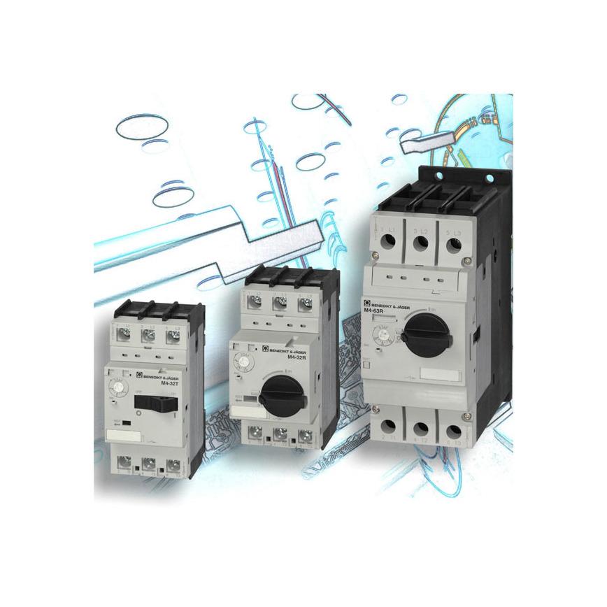 Logo Circuit Breakers M4