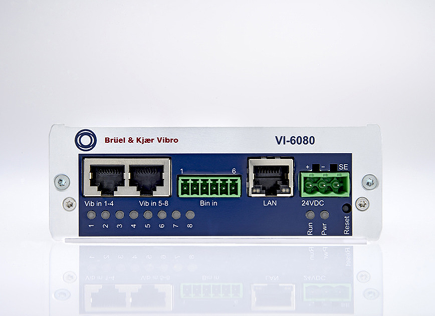 Logo Vibration Interface VI-6080