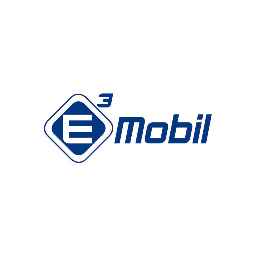 Logo E3 mobil