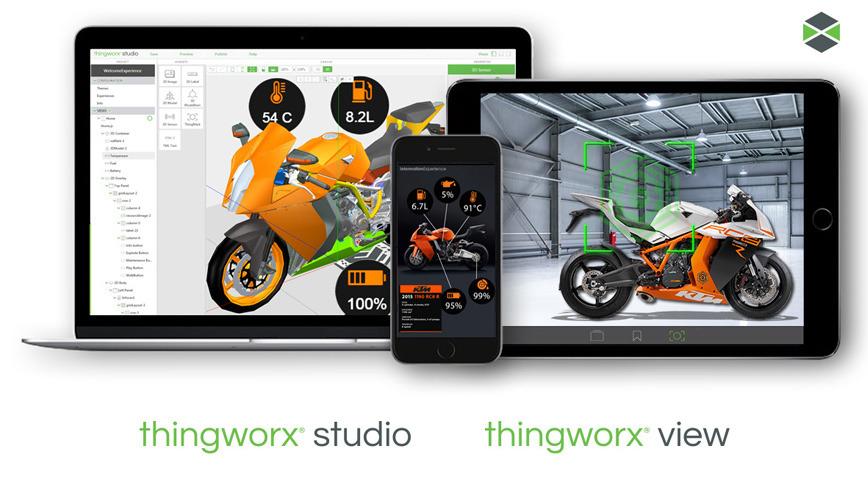 Logo ThingWorx Studio
