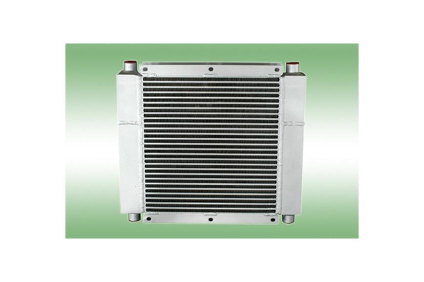 Logo Air compressor cooler