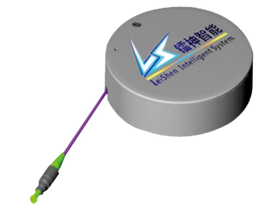 Logo 1.5um Band Pulsed Fiber Laser