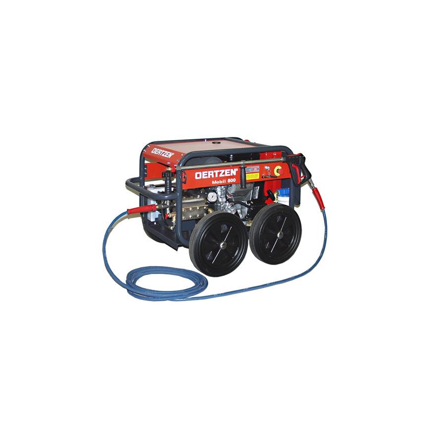 Logo Cold Water High Pressure Cleaner Gasoline Engine OERTZEN Mobil 500