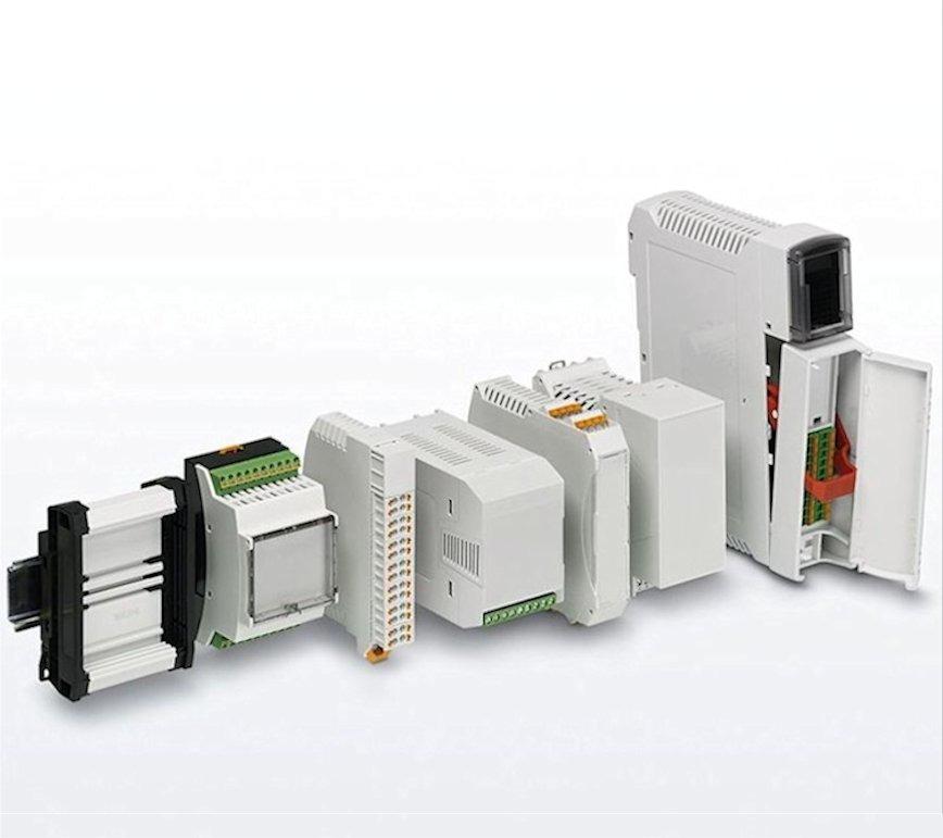 Logo Elektronikgehäuse