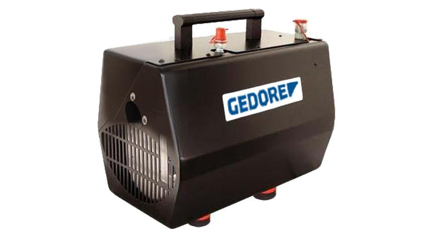 Logo GEDORE TorqueSolutions Hydraulikaggregat