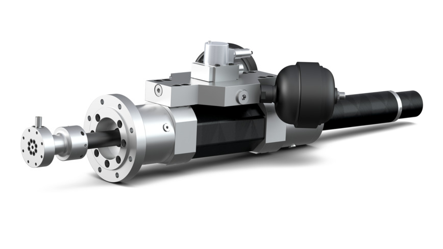 Logo H-CFK Hydraulikzylinder & runde Bauteile