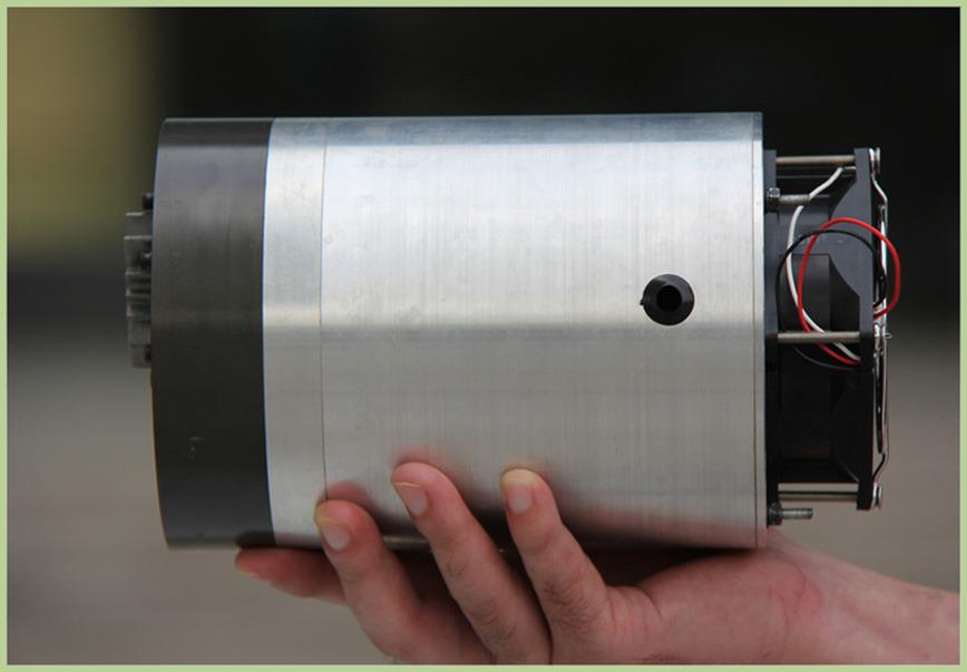Logo Scroll Vacuum Pump SVF-20