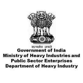 Image result for Ministry of Heavy Industries