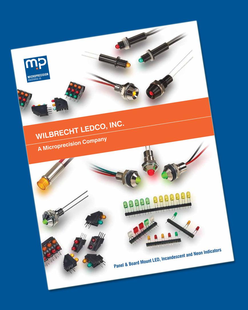 Logo LED Leuchten und Indikatoren