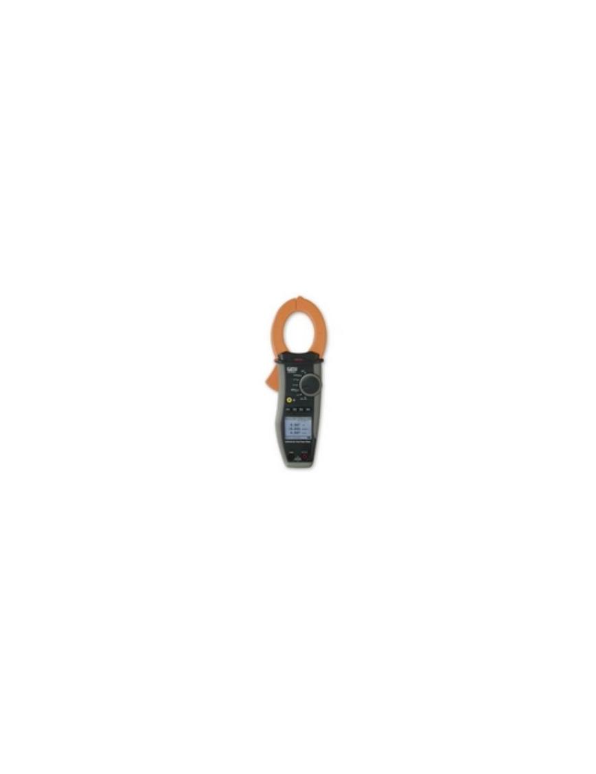 Logo Stromzange HT9022  mit Multimeterfuntkion  für die Netzanalyse