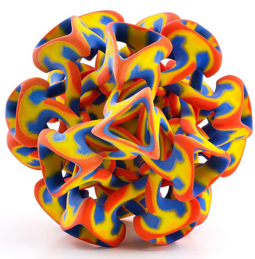 Logo 3D Drucker 3D Systems ProJet ColorJet