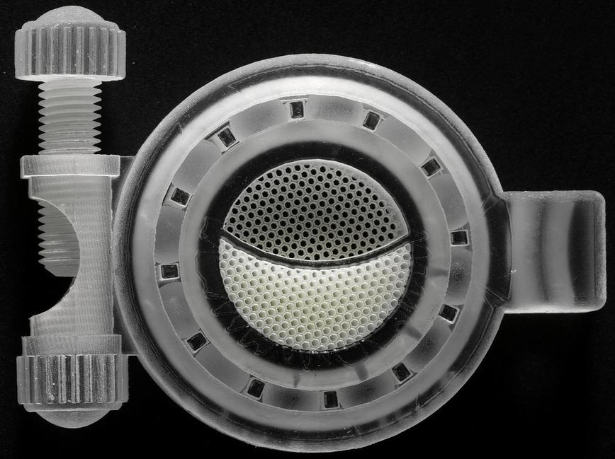 Logo 3D Druck 3D Drucker ProJet MJP 3600