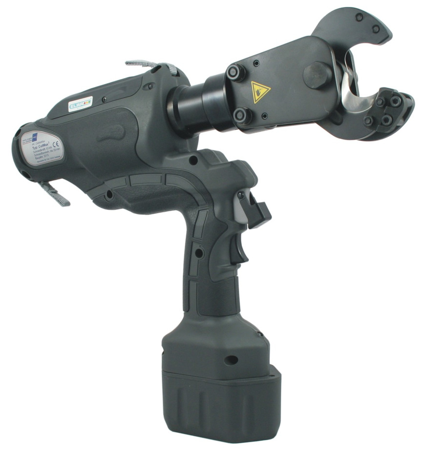 Logo Battery-operated cutting tool CutMax 3