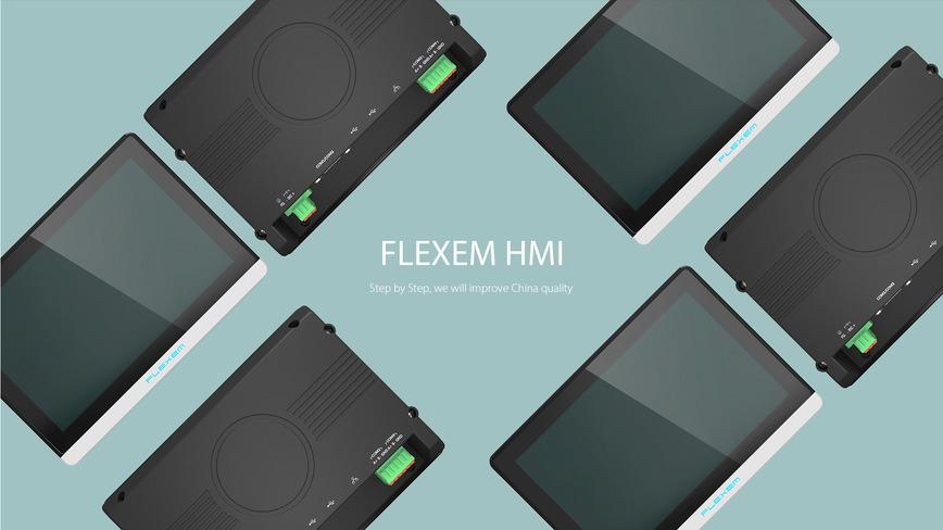 Logo 10 inch Capacitive HMI