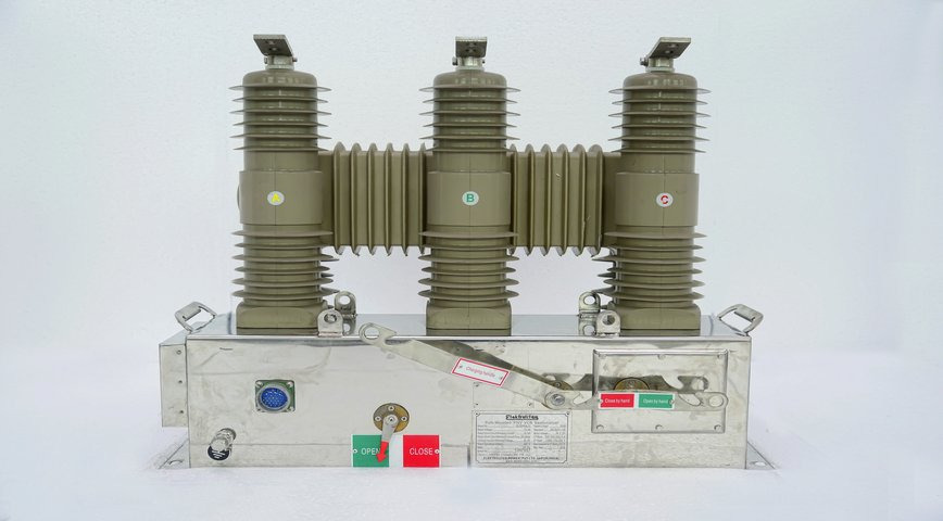 Logo VCB Sectionalizer / Reclosers upto 36 kV