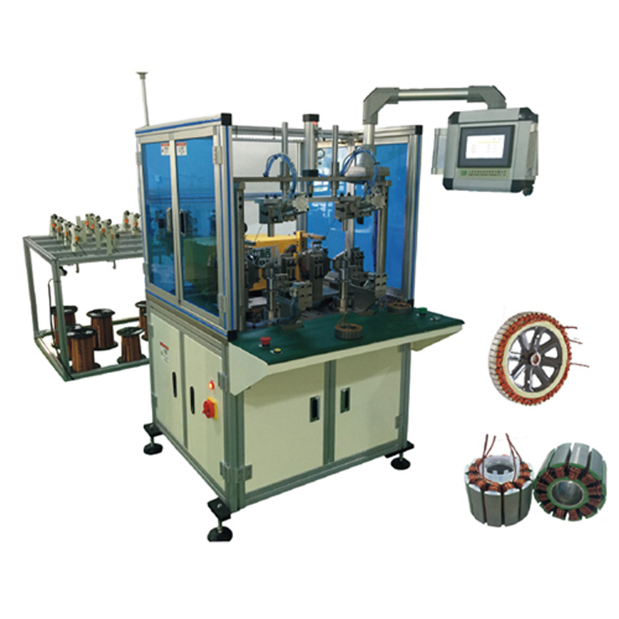 Wheel Motor Stator Winding Machine Product Hannover