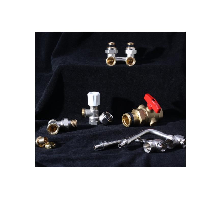 Logo Manifold and valves for HVAC