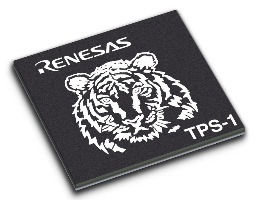 Logo PROFINET-IRT Chip TPS-1 (Tiger)