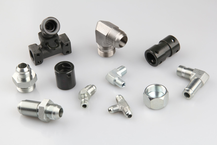 Logo Hydraulic Component Manufacture