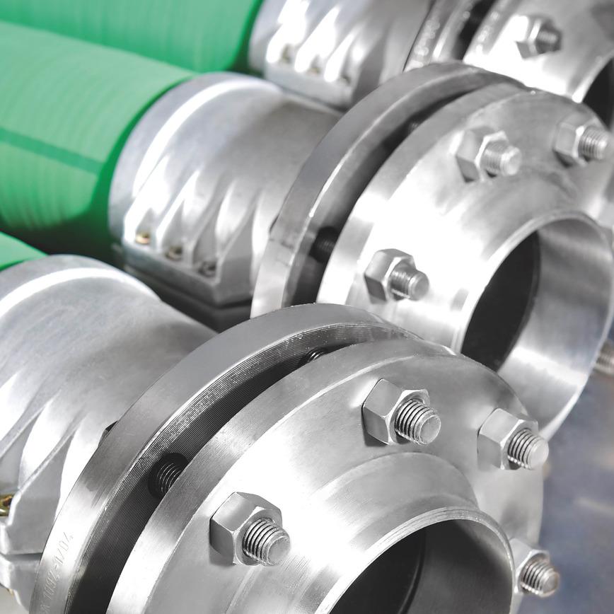 Logo Industrial hoses