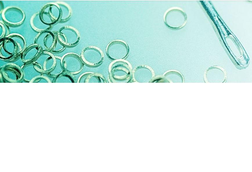 Logo Micro stampings