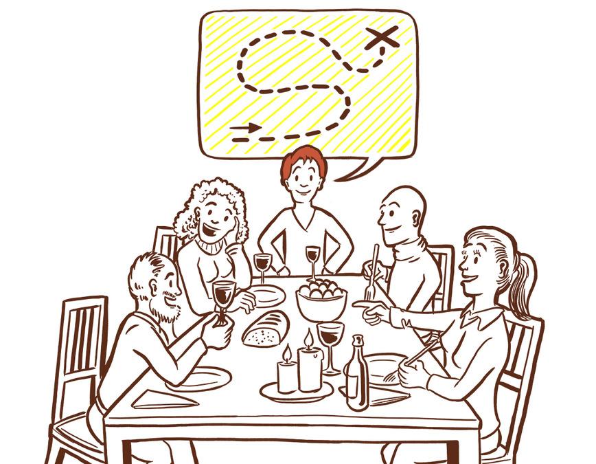 Logo Ideen-Dinner®