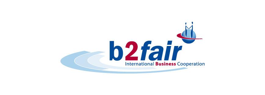 Logo b2fair internationale Kooperationsbörsen