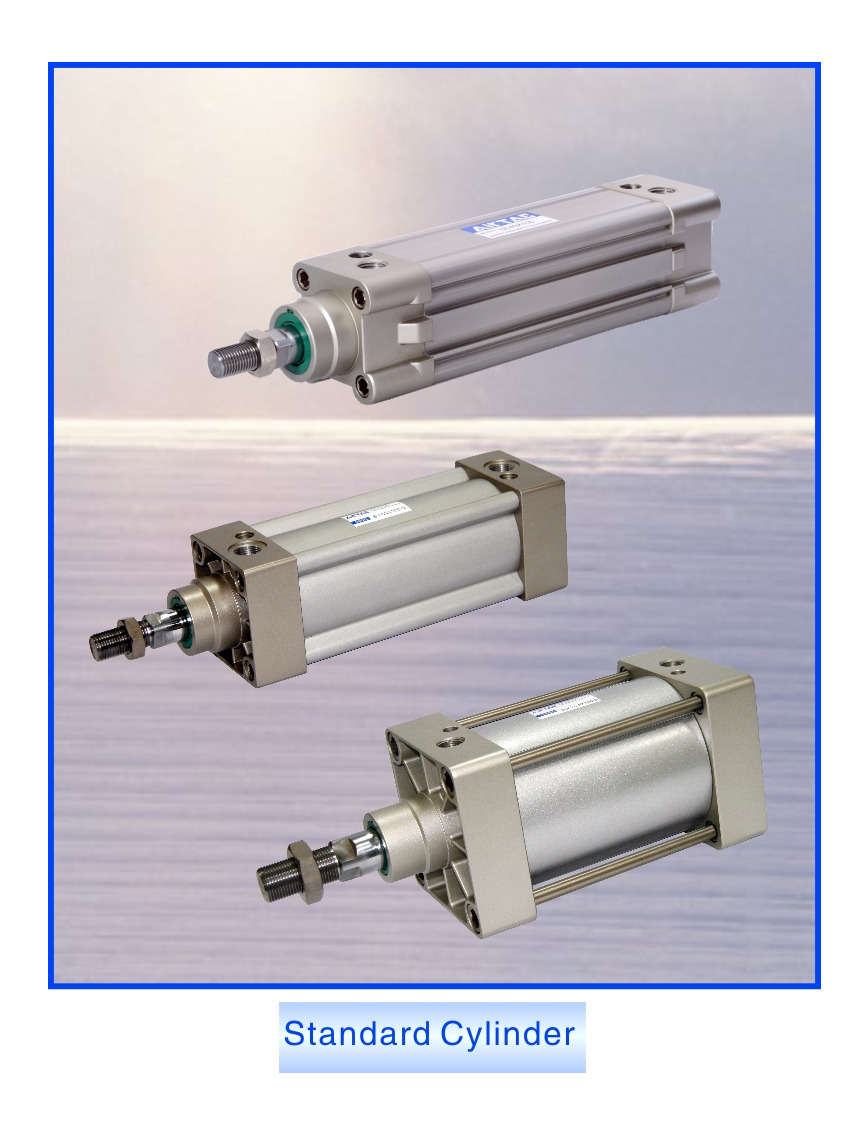 Logo Standard Cylinder ISO15552