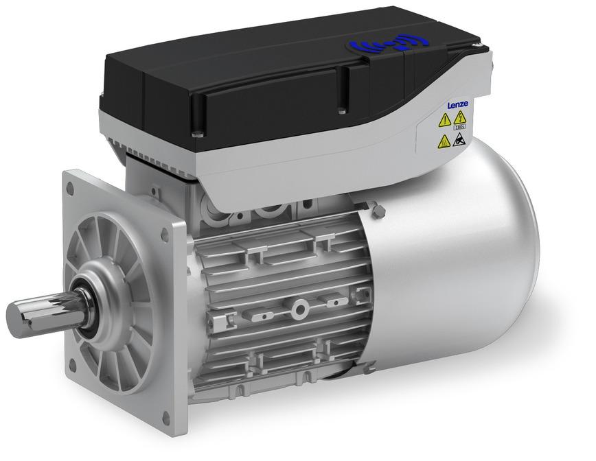 Logo Lenze Smart Motor