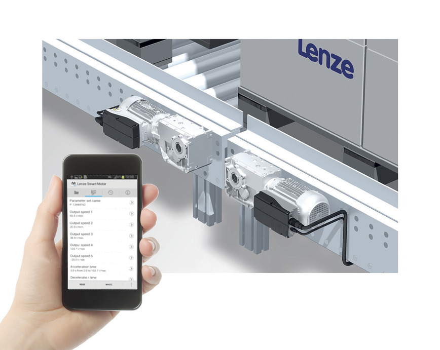 Logo Lenze Smart Products