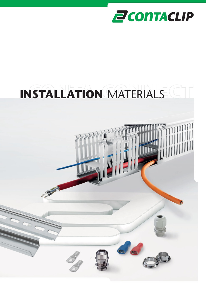 Logo World of Installation | Cabling ducts VK